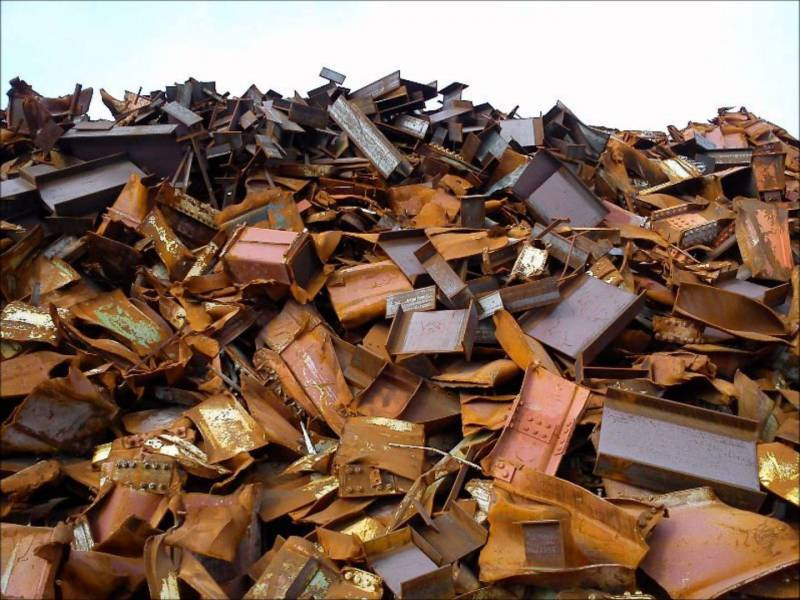 вывоз металлолома в москве цены в Павловский Посад